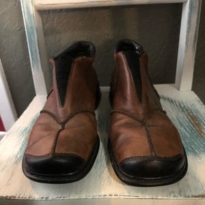 Rieker Leather Slip on size 38